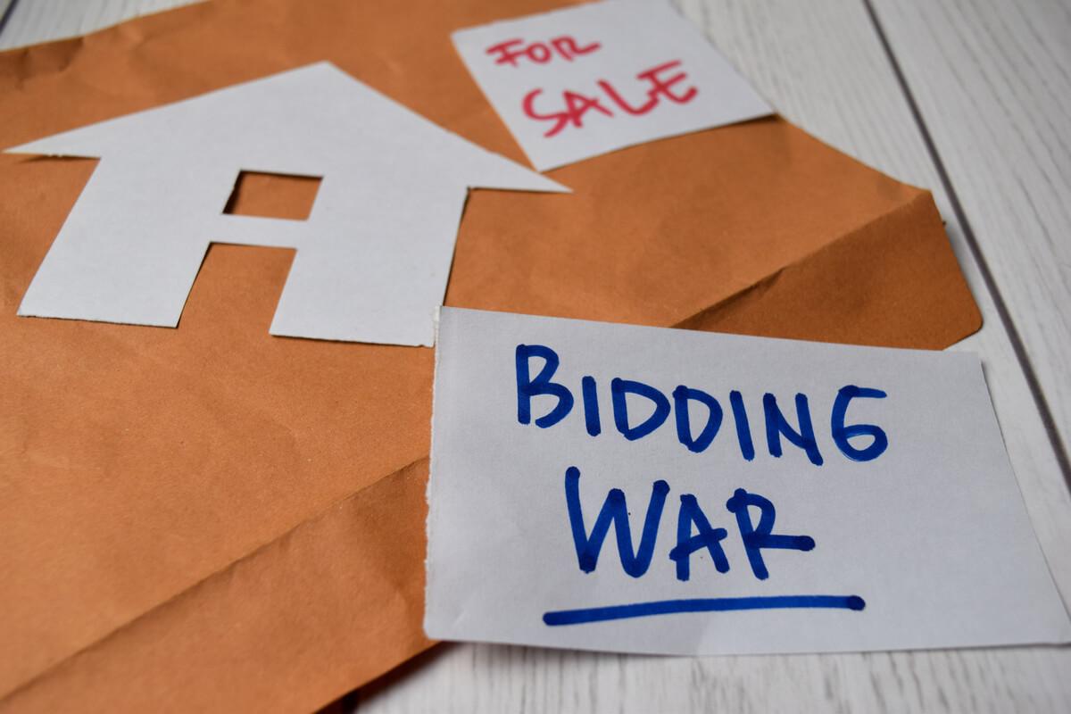 Bidding War Image