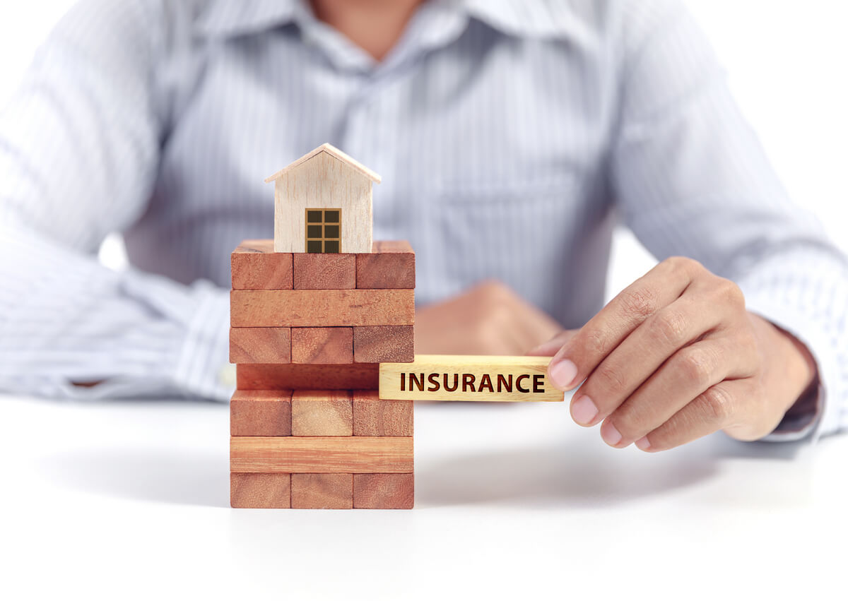 home warranty vs home insurance image