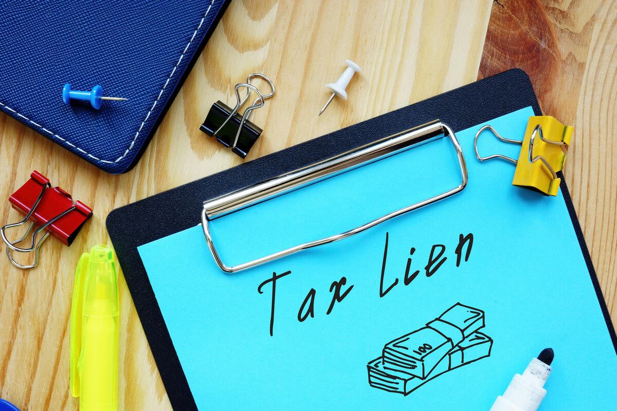 Risks Of Tax Lien Image