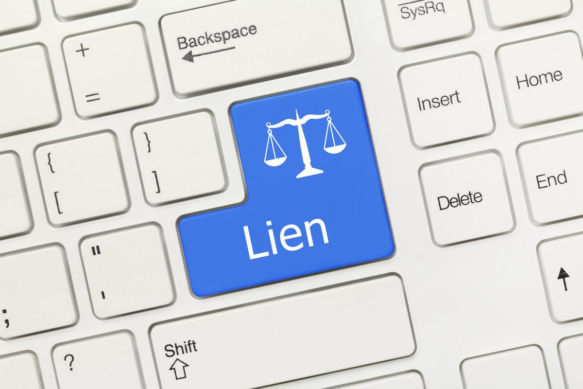 Waht Is a Lien Image