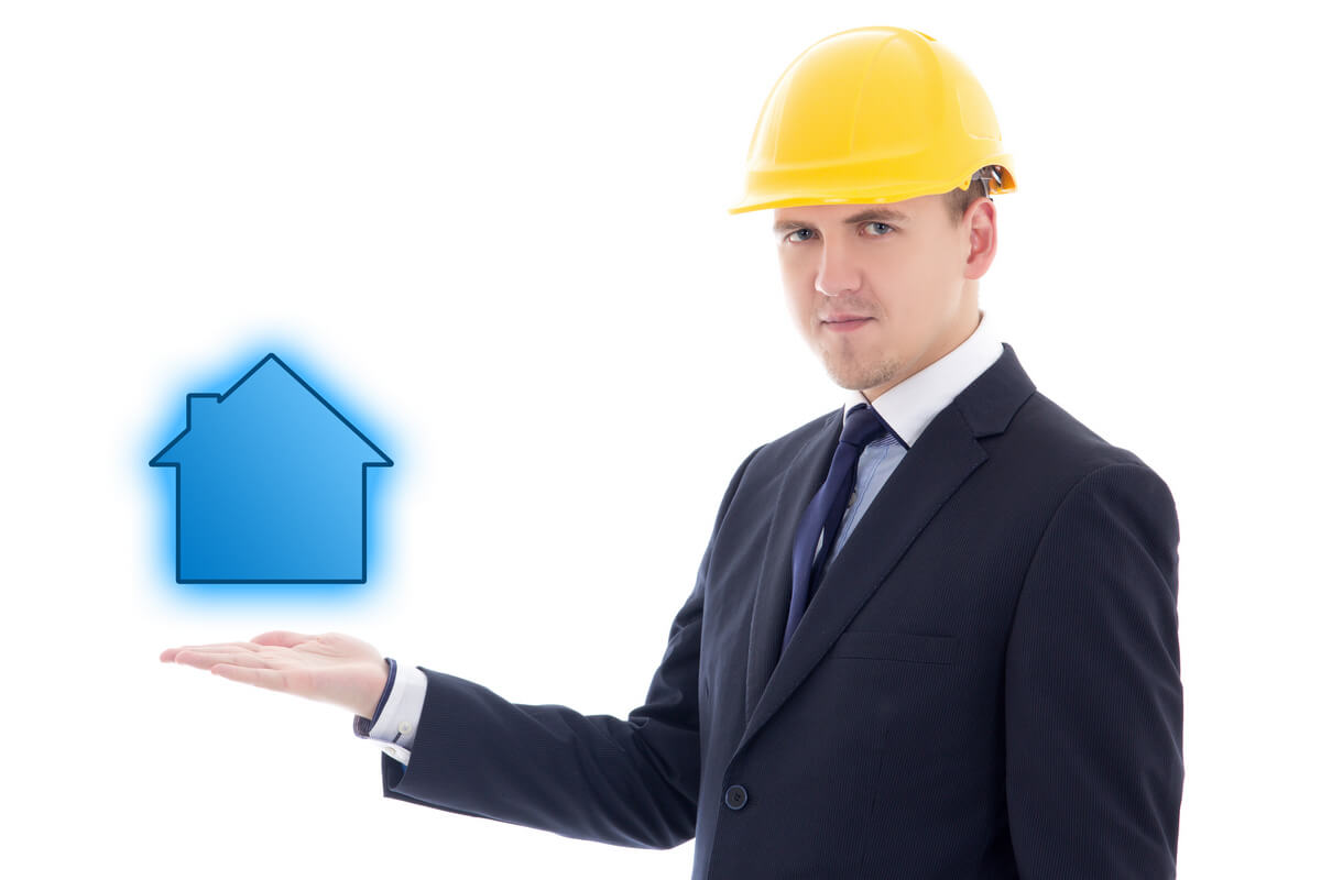 Agent offering new construction home