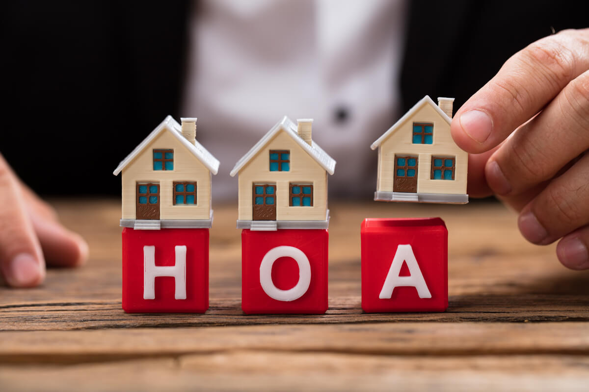 Talk to your HOA