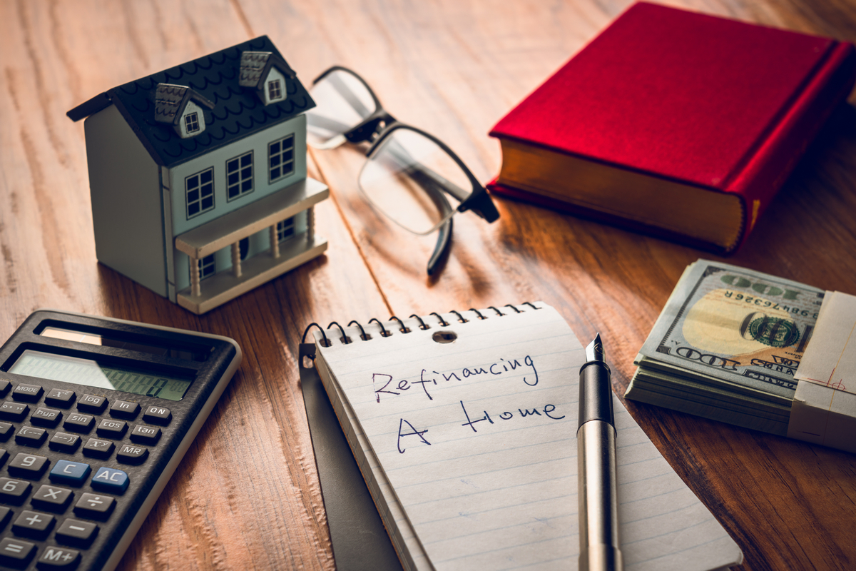 Are there restrictions on refinancing