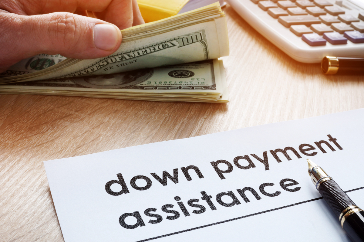 Can you recommend any down payment assistance programs
