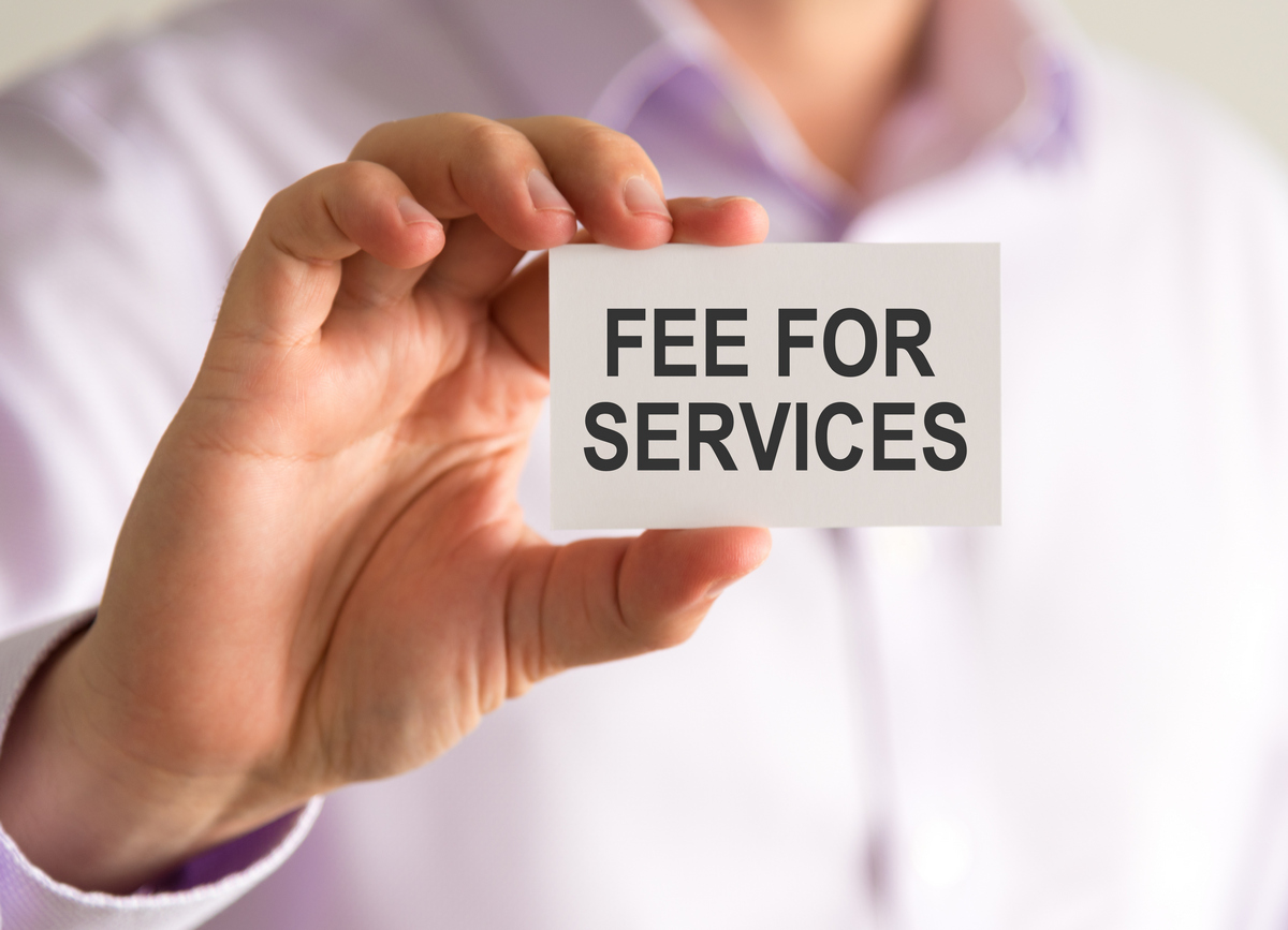 Do you charge a fee for your services